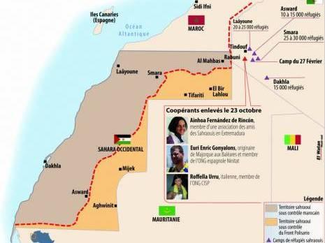 Los cooperantes secuestrados están vivos y en poder de Al Qaida, asegura un mediador