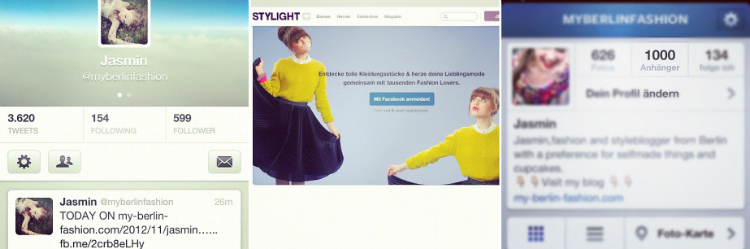 stylight instagram follower