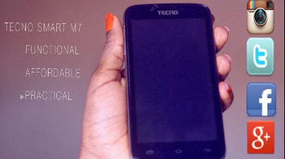 tecno m7 review