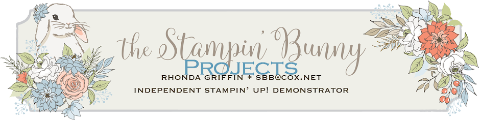 The Stampin' Bunny Projects