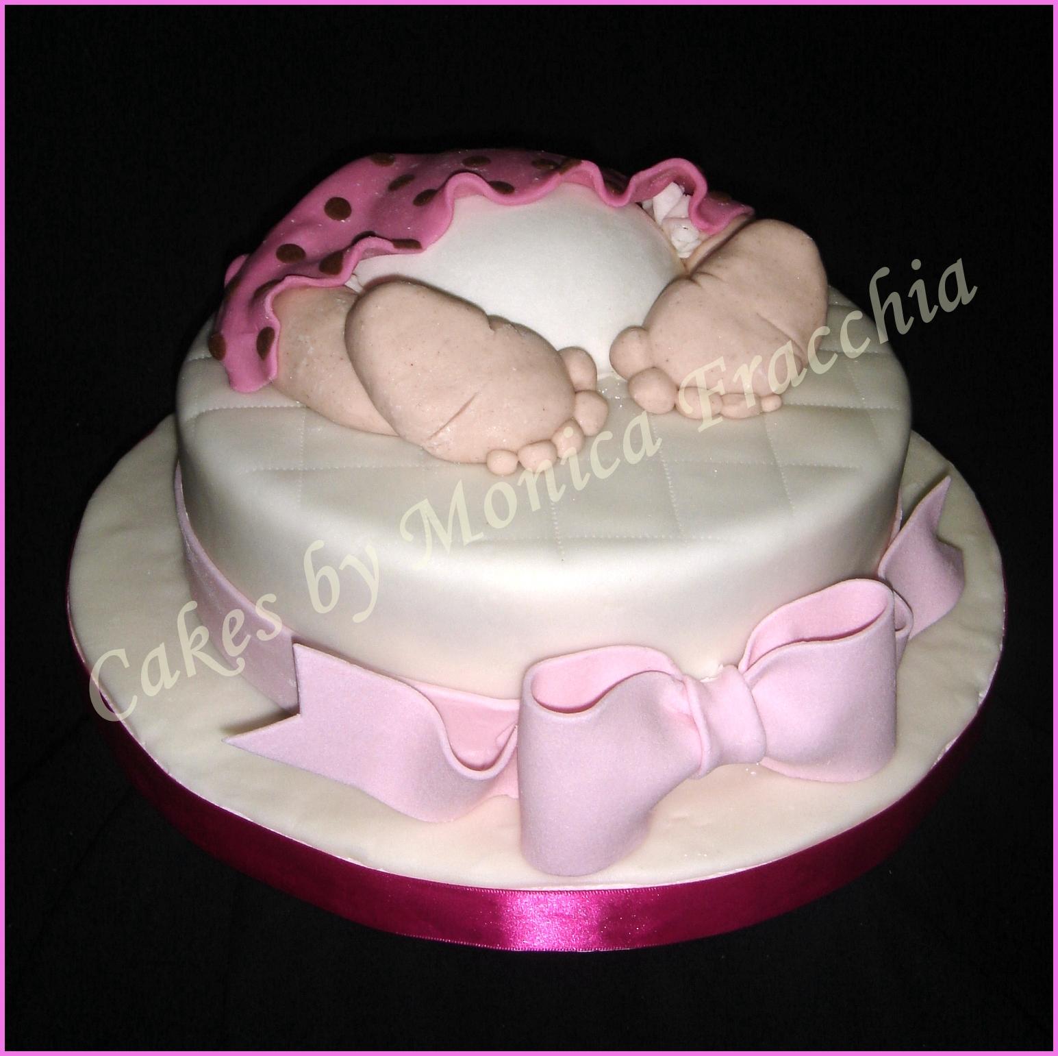 Imagenes tortas decorativas baby shower imagui - Baby shower de nina ...