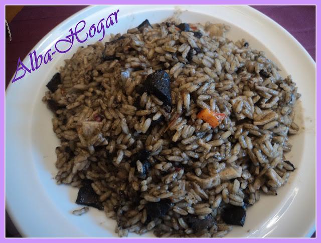arroz con calamares alba hogar