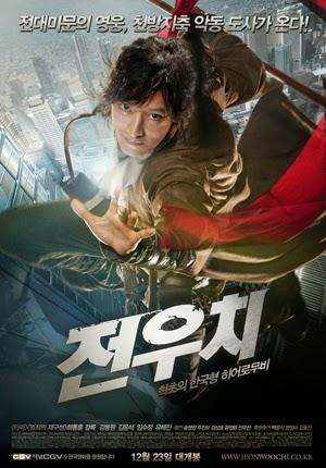 Tiểu Quái Jeonwoochi - Jeon Woo Chi