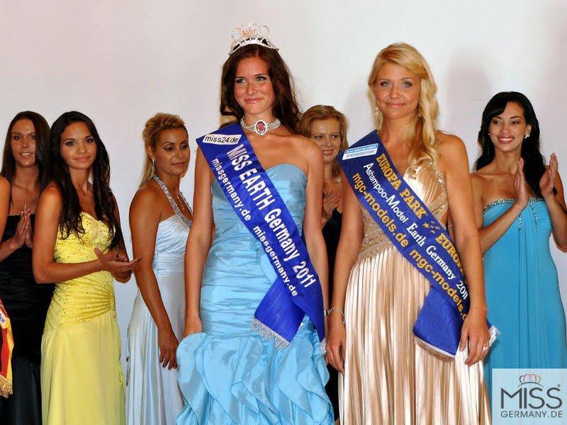 miss earth germany 2011 winner manou volkmer