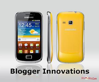 Harga dan Spesifikasi Samsung Galaxy Mini 2 S6500 Lengkap