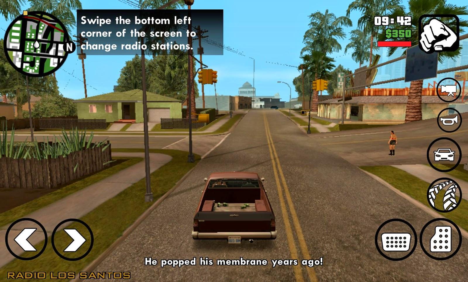 Download Apk Game Grand Theft Auto (GTA) San Andreas versi Android dan iOS
