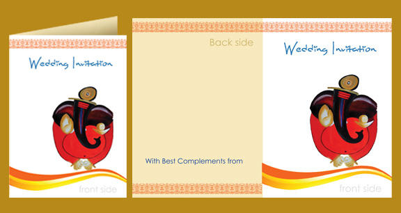Indian Wedding Cards Designs samples Indiantraditionalcard Posted in
