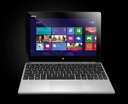 The Asus VivoTab™ Smart