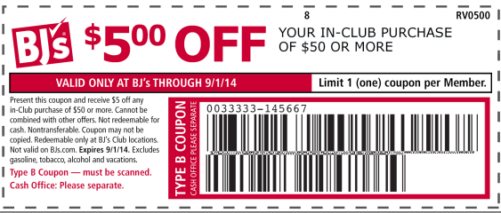 photograph about Bjs Printable Pass known as Bjs wholesale club coupon codes offers / Electrical operate philadelphia