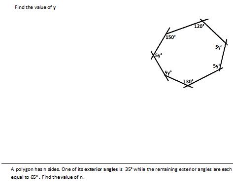 Corresponding Alternate Interior And Exterior Angle Worksheet Mathsanimation