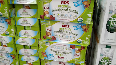 Start your kids out right with the Orgain Healthy Kids Organic Nutritional Shake