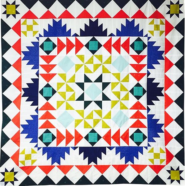free pattern!  Beyond Squares