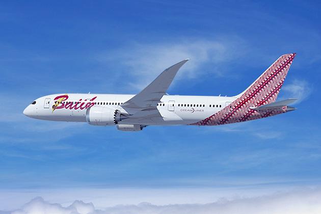 Batik Air - Boeing 787 Dreamliner