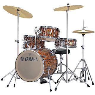 Yamaha Drum Set - Al Foster Signature Hipgig Drum Set