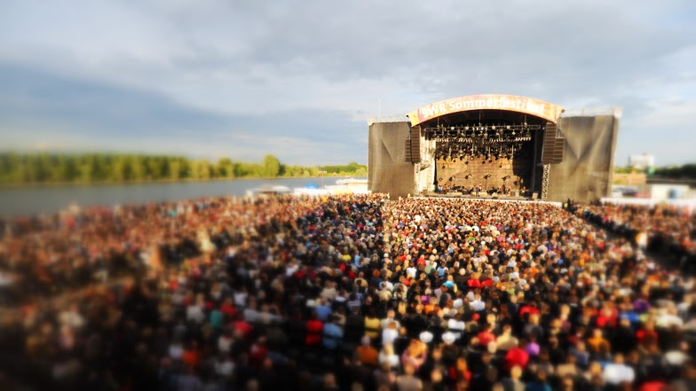 Neil Young in Mainz