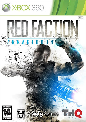 Red Faction: Armageddon Xbox 360
