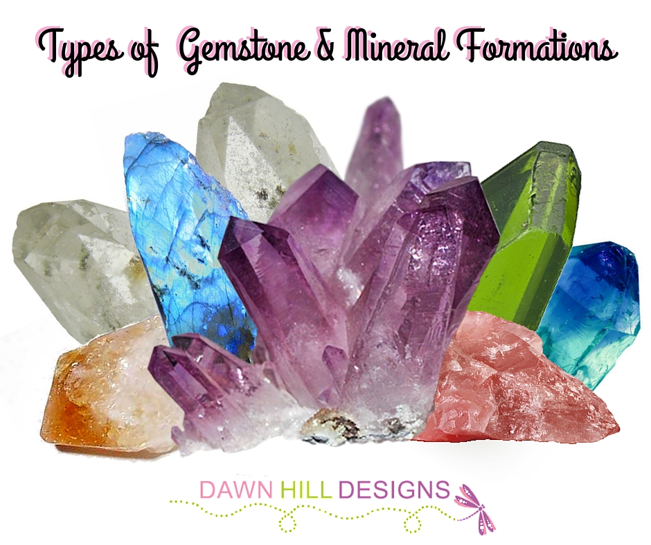 Dawn Hill Designs: Crystal formations. What is a Phantom Crystal?