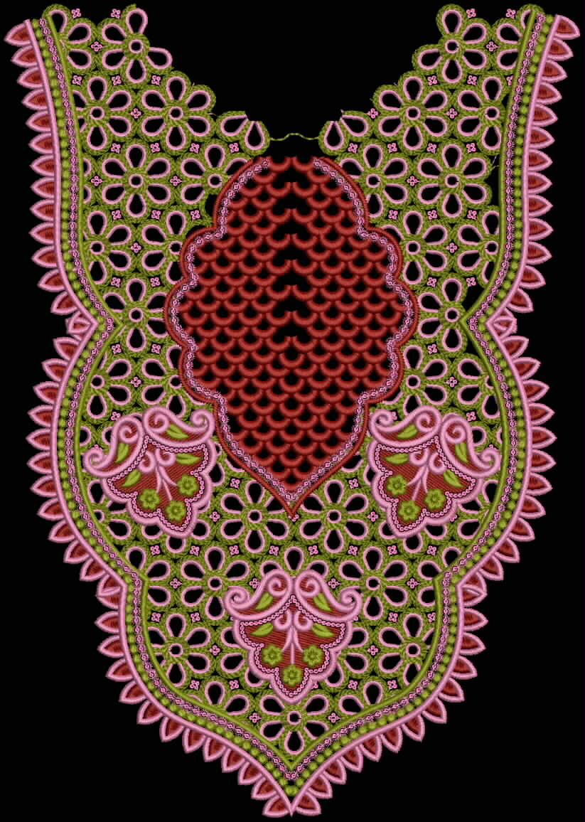 Embroidery Designs June 2013