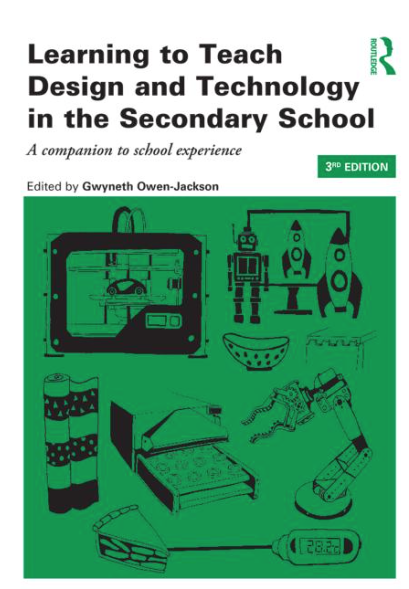 A good read for trainee and early career D&T teachers.