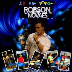 CD AO VIVO ROBSON NOVAES