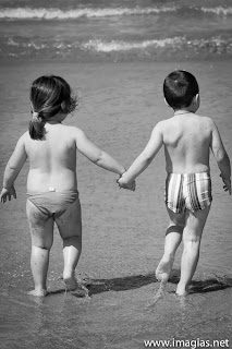 Fotografia Infantil na Praia