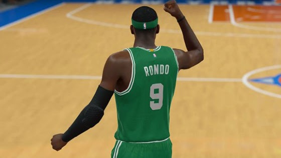 NBA 2K15 Roster Update Changelog 11-7-2014