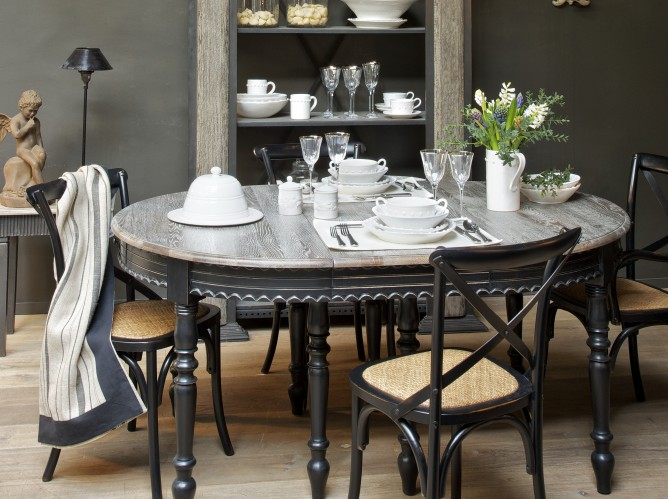 -gray-dining-room-table-chairs-minimal-design-style-cane-chairs ...