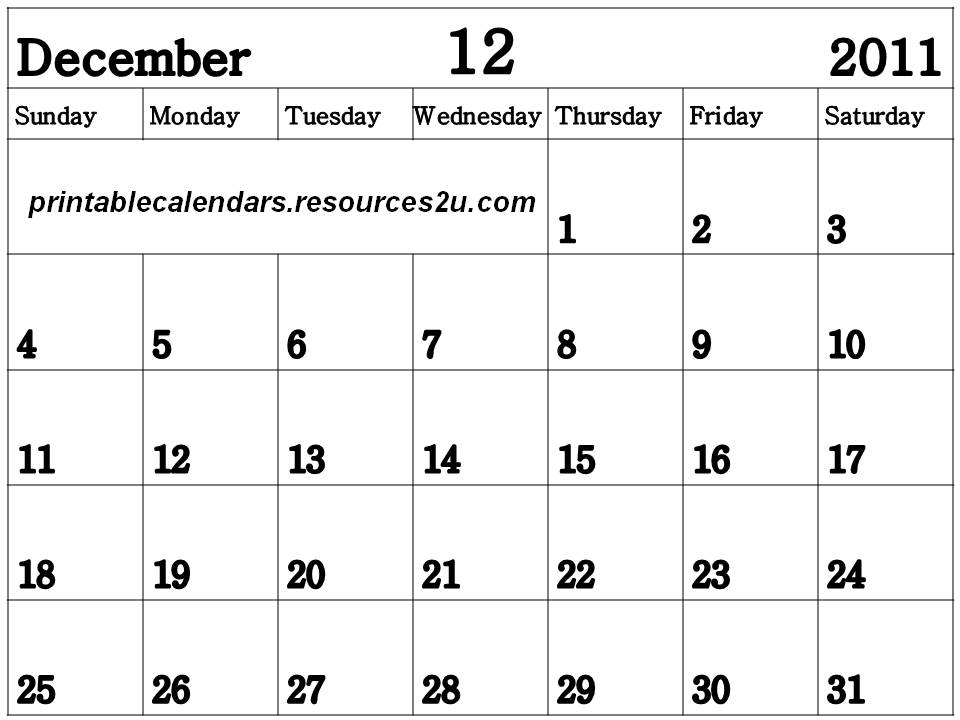 Printable Calendars Planners with quotes: for 2011 Calendars