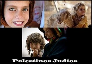 Palestinos Judíos, Hermanos Genéticos: