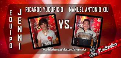 Ricardo Yucupicio vs. Manuel Antonio Xiu