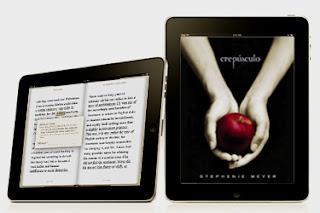 Crepúsculo no iPad