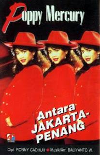 Poppy Mecury -  Antara Jakarta dan Penang (1991)