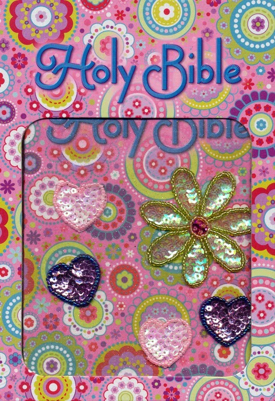 the boyd family book review shiny sequin bible