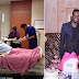 Peter Okoye and Lola Omotayo Welcome Baby Girl