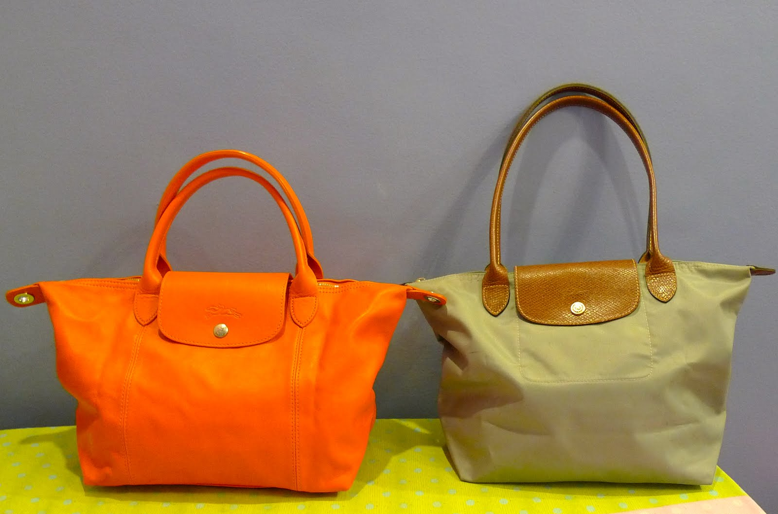 Longchamp Le Pliage Cuir How To Authenticate Bags The Beauty Junkee