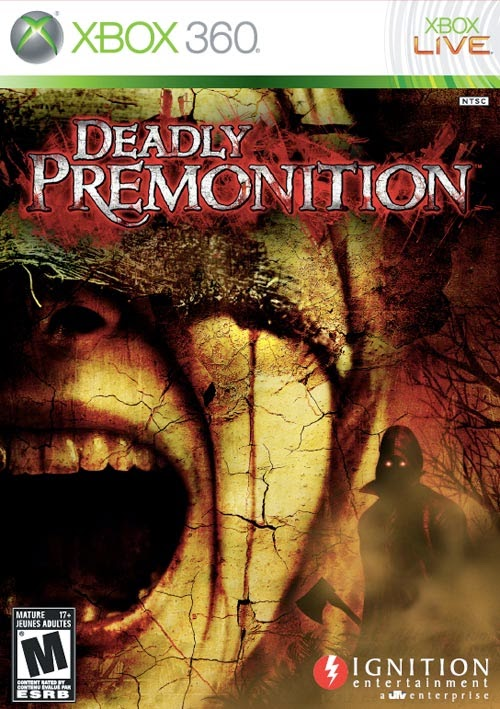 day 20 deadly premonition xbox 360 ps3 - Halloween Xbox 360