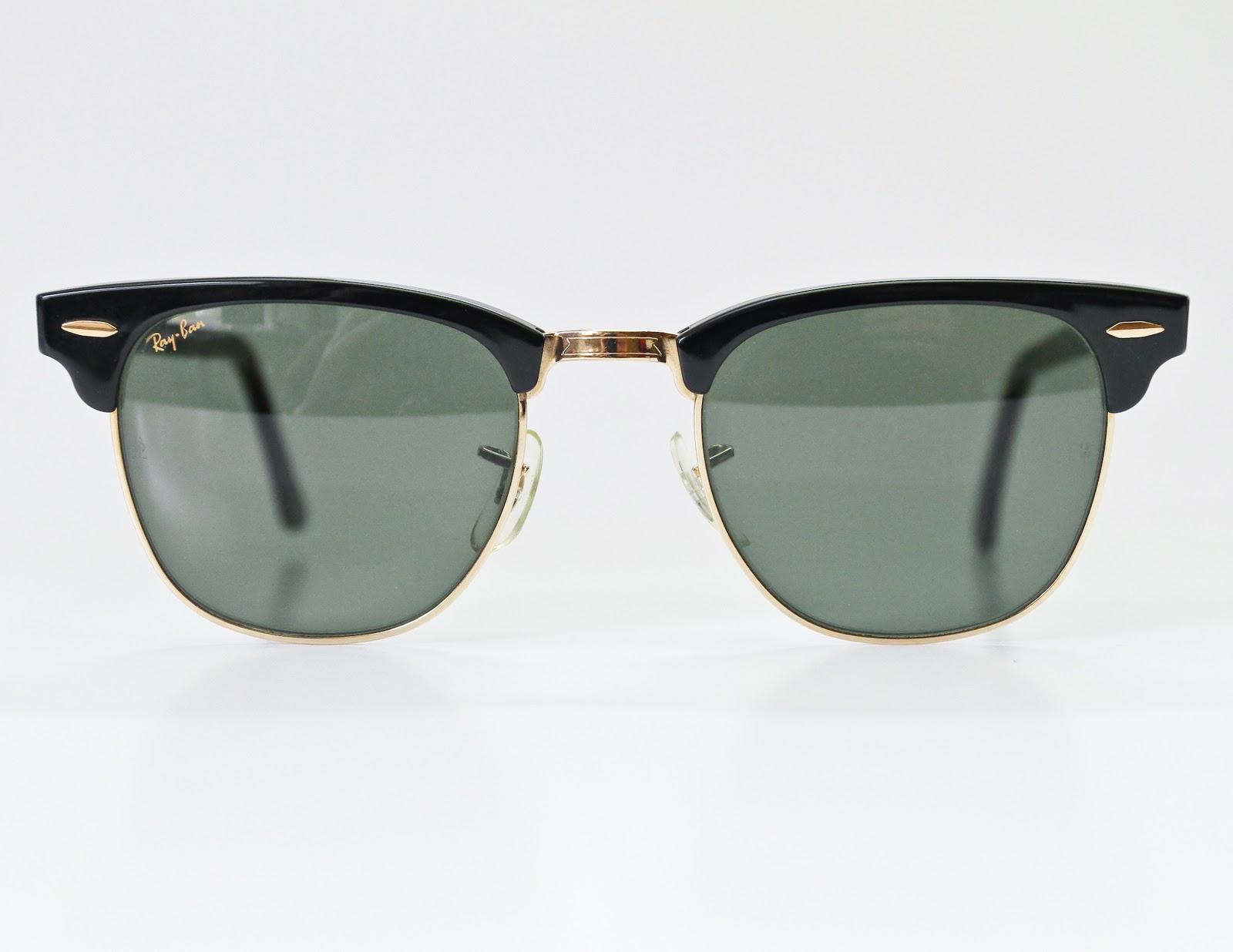 Ray Ban Vintage Glasses Frames : ray ban glasses vintage