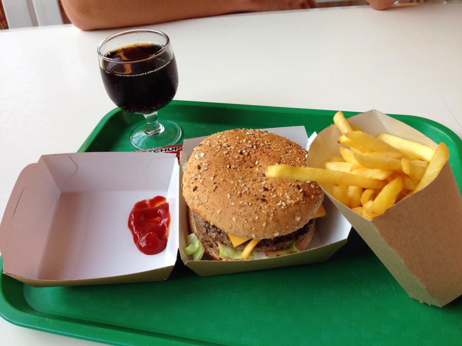Plus Recent Fast Food En France