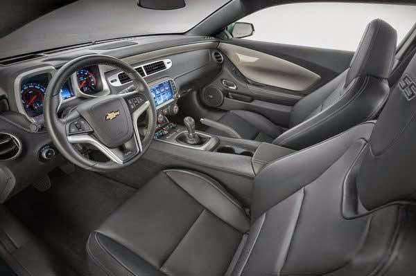 2015 Chevrolet Camaro SS Special Edition Design