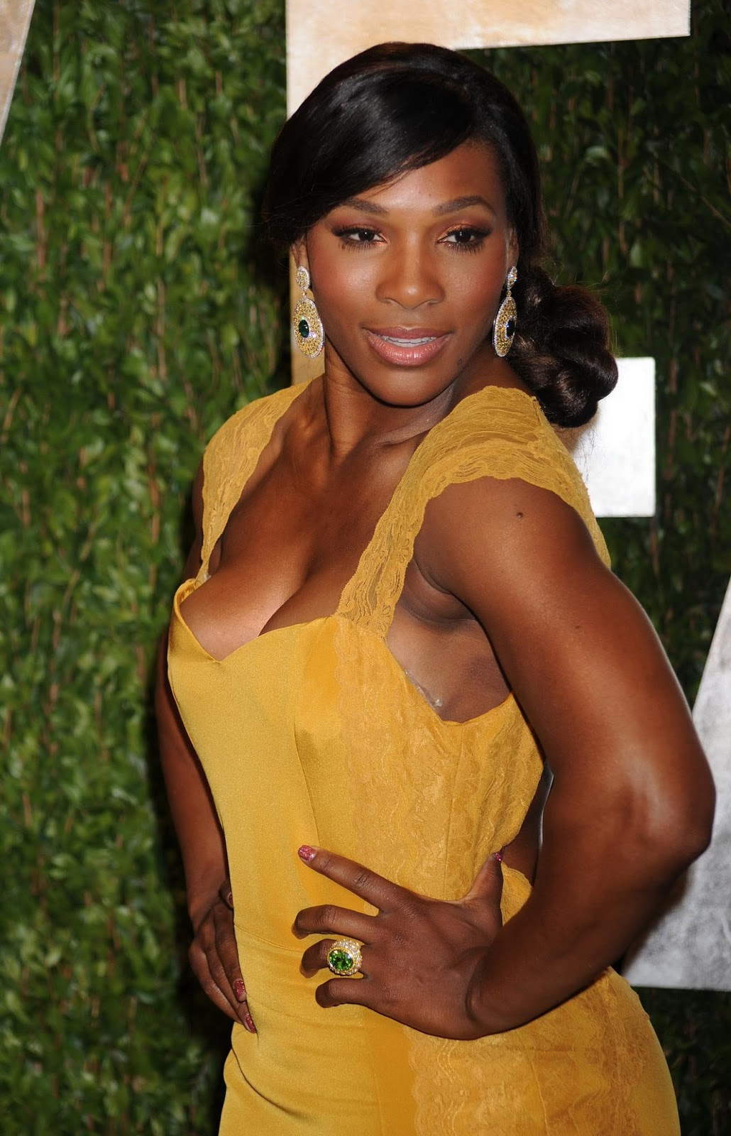 Serena williams in the nude pic 14