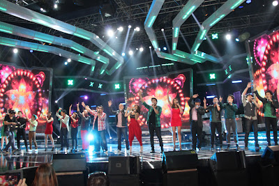 The X Factor Philippines Final 12 reunited on stage