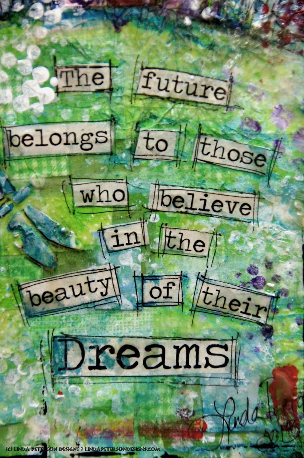 The beauty of our Dreams – Soul Garden Week 2 + Free Printable ...