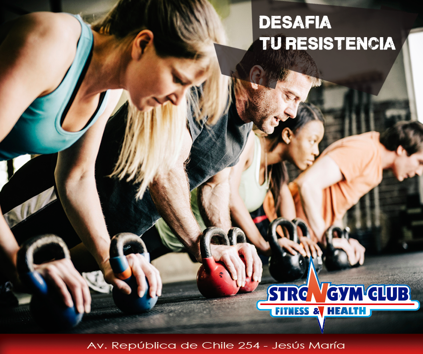 Strongym Club Fitness & Health
