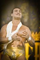 Alberto Del Rio at WWE Smackdown