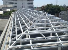 atap baja ringan dan konstruksinya