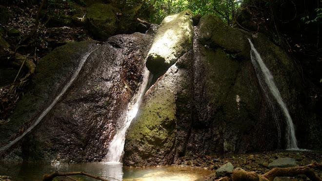 Cascada Bahía Pinorroa