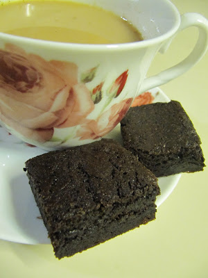 Contoh Procedure Text : How To Make Brownies,kue brownies