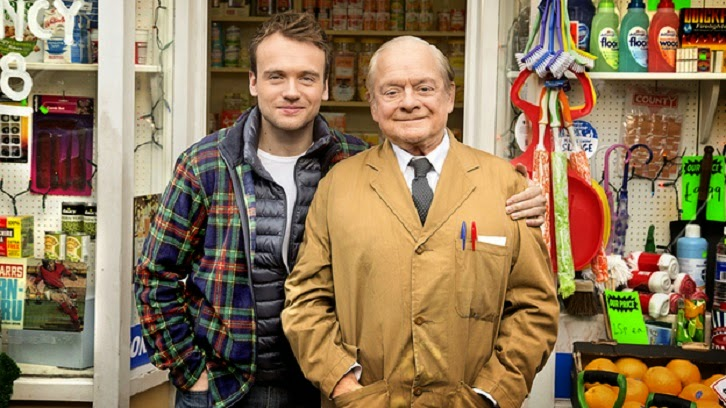 Open All Hours - Production Starts on New Series - Press Release