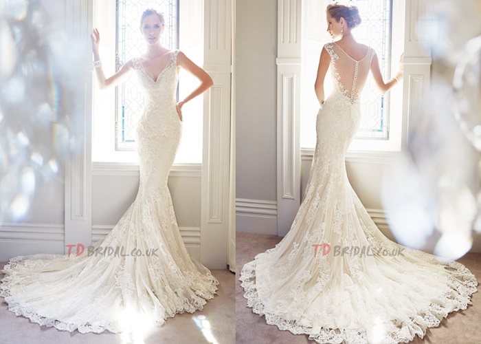 Wedding Dresses from Tddress.co