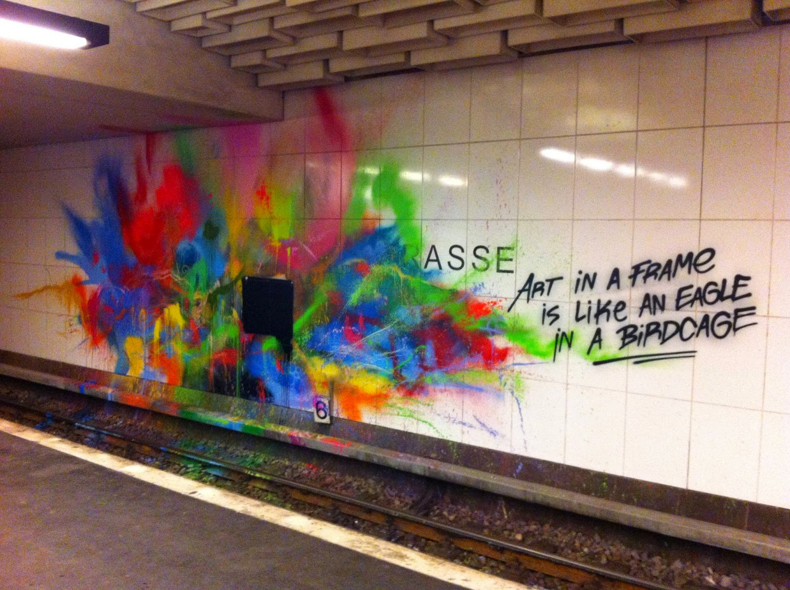 The Art of Graffiti: \